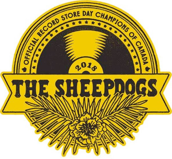 The Sheepdogs Are Record Store Day's 'Champions of Canada'