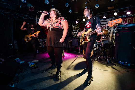 Sheer Mag Horseshoe Tavern, Toronto ON, September 2