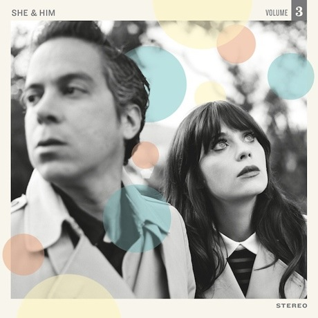 She & Him Detail 'Volume 3,' Schedule North American Tour with Camera Obscura