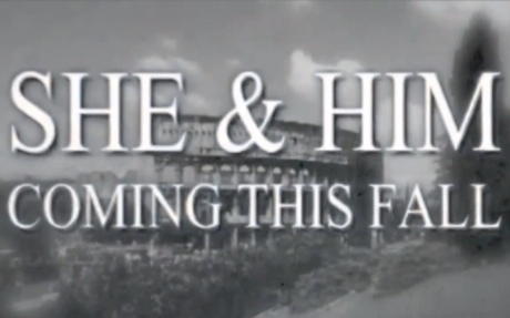 "She & Him ""Coming Fall 2014"" (album trailer)"