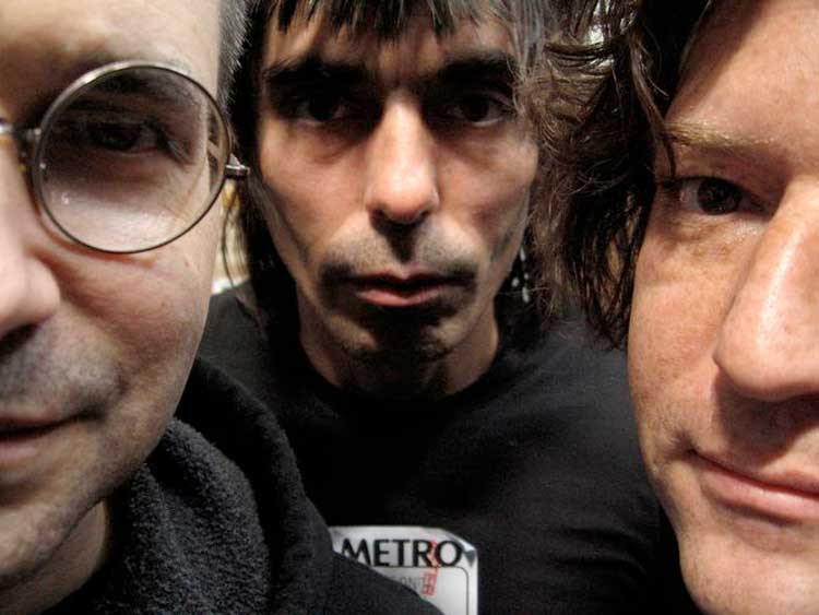 Shellac Are Recording New Songs and Preparing Two Rarities Releases, Steve Albini Reveals