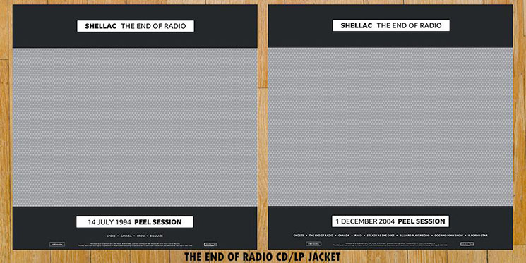 Shellac The End of Radio