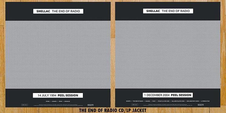 Shellac The End of Radio