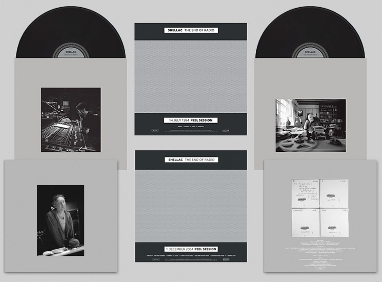 Shellac Collect Previously Unreleased Peel Sessions on Double Album
