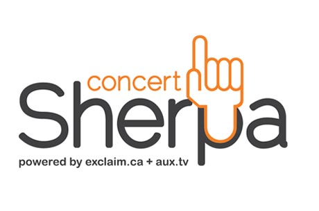Exclaim! and AUX Launch Definitive Canadian Concert Listings Website: Concert Sherpa