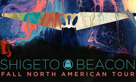 Shigeto and Beacon Team Up for North American Tour