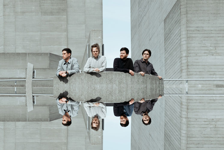 Enter Shikari Hit Canada on North American Tour
