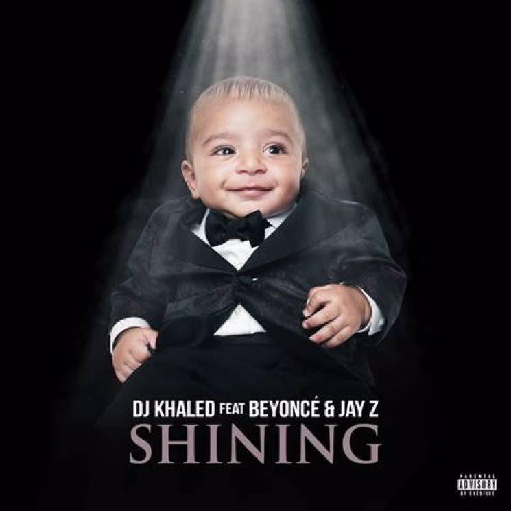 "​DJ Khaled Drops ""Shining"" New Track Featuring Jay Z and Beyoncé"