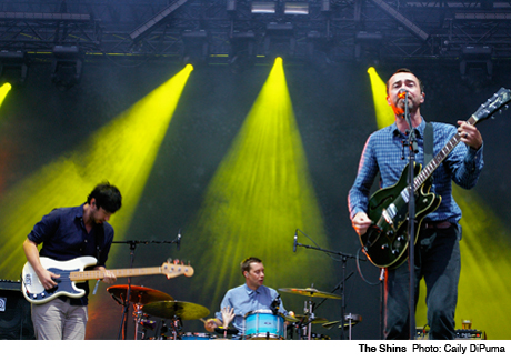 The Shins Gorge Amphitheatre, George WA May 26