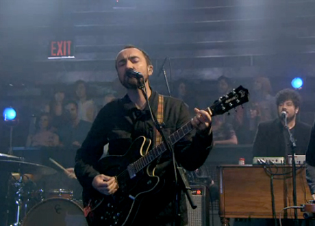 "The Shins ""Breathe"" (Pink Floyd tribute live on 'Fallon') / Nick Mason Interview (video)"