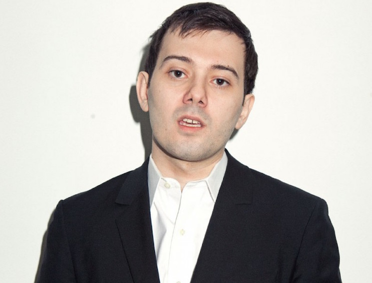 AIDS Pill Villain Martin Shkreli Backs Bobby Shmurda, Gets Arrested for Stock Fraud