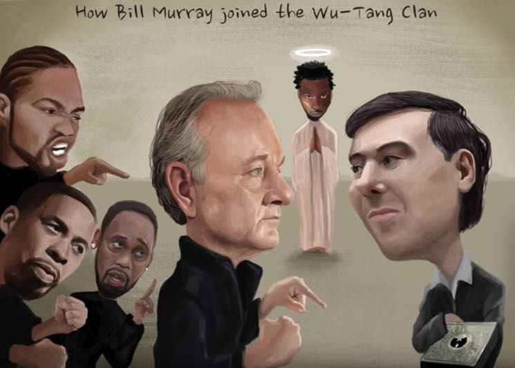 There's a Musical About Martin Shkreli, Bill Murray and the Wu-Tang Clan in the Works