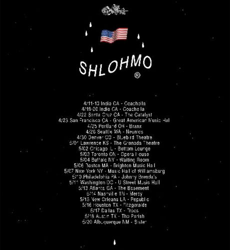 Shlohmo Announces North American Tour, Plays Toronto