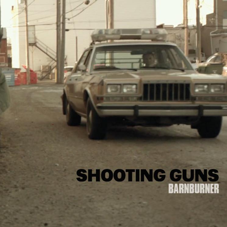 Shooting Guns 'Barnburner' (EP stream)