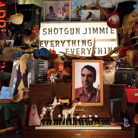 Shotgun Jimmie 'Everything, Everything' (album stream)