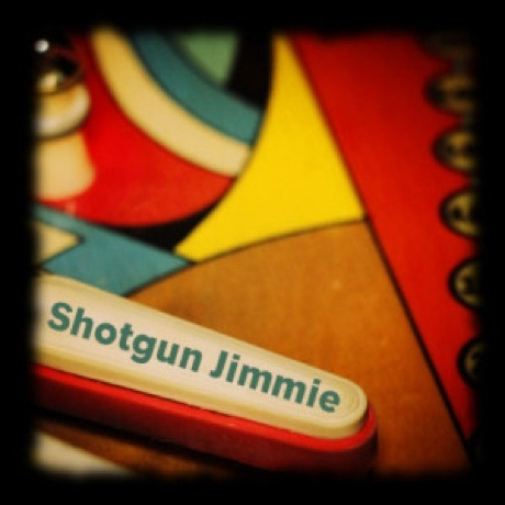 "Shotgun Jimmie 'Pinball Session' (live-in-studio) / ""North"" (video)"