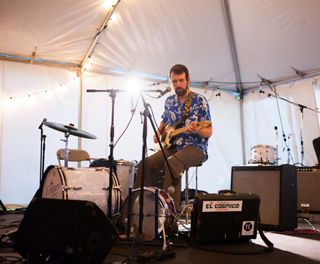 Shotgun Jimmie Beer Garden, Toronto ON, September 21
