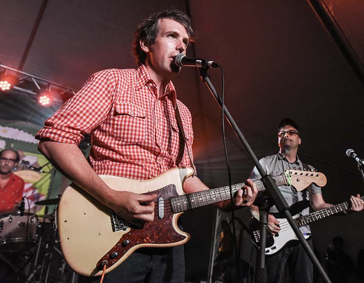 Shotgun Jimmie Sappyfest, Sackville NB, August 3