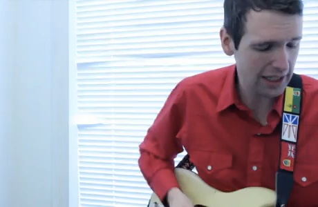 "Shotgun Jimmie Performs ""3212"""