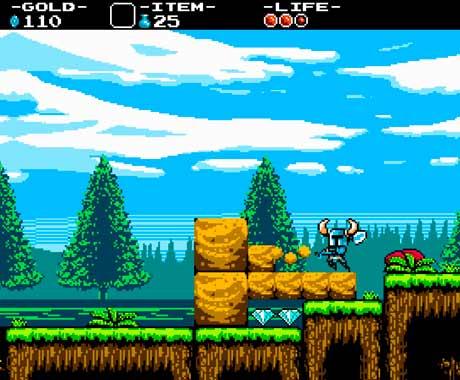 Shovel Knight Wii U / 3DS / PC