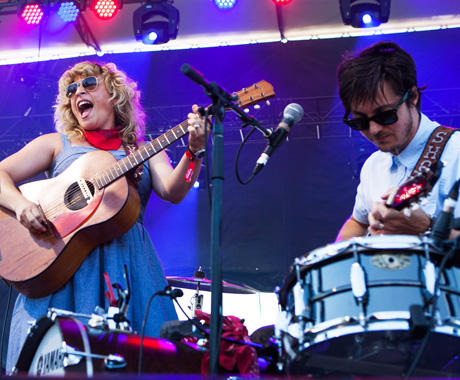 Day Two: Violent Femmes, Drive-By Truckers, Shovels & Rope, New Country Rehab Fort York, Toronto ON, July 5