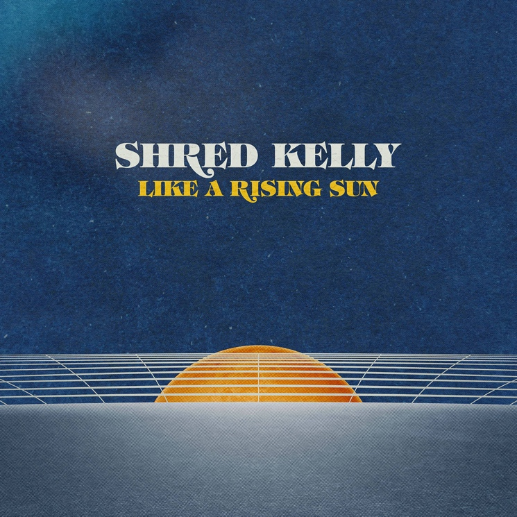 Shred Kelly Put Their Own Spin on Banjo-Laden Rock with 'Like a Rising Sun'