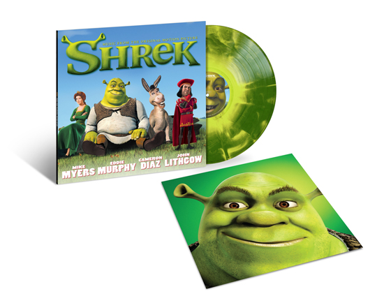 The 'Shrek' Soundtrack Is Being Pressed to Vinyl