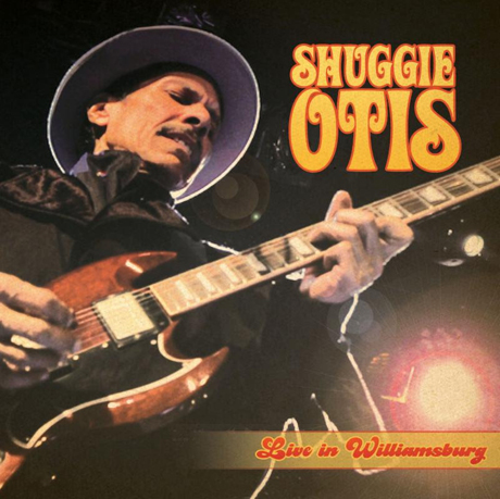 Shuggie Otis' Comeback Tour Chronicled with New Live Album