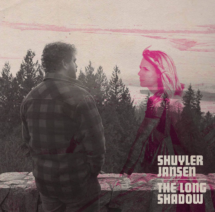 Shuyler Jansen 'The Long Shadow' (album stream)