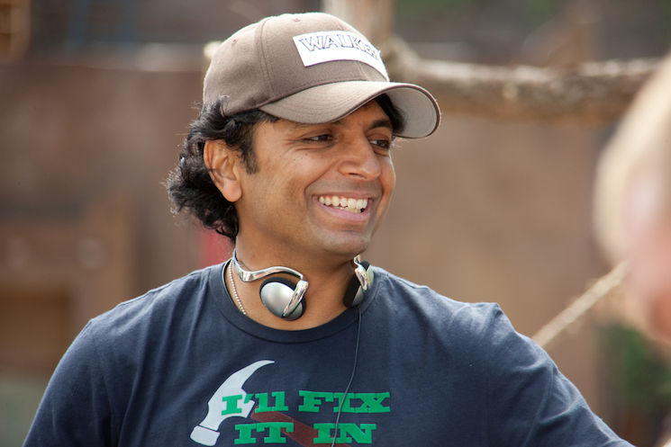 M. Night Shyamalan's Next Film Gets Title, Release Date