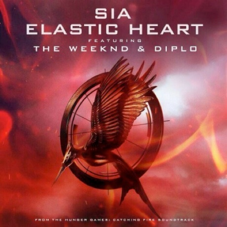 "Sia ""Elastic Heart"" (ft. the Weeknd & Diplo)"