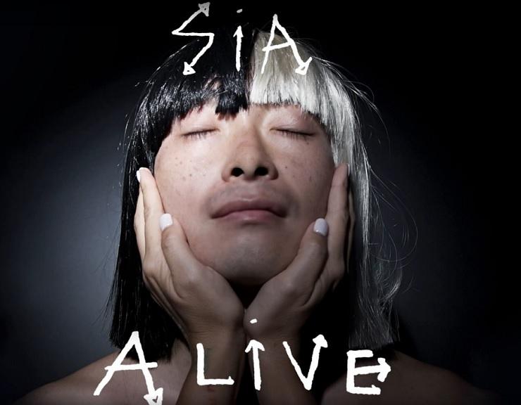 Sia 'Alive'