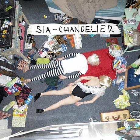 Sia 'Chandelier' (Four Tet remix)