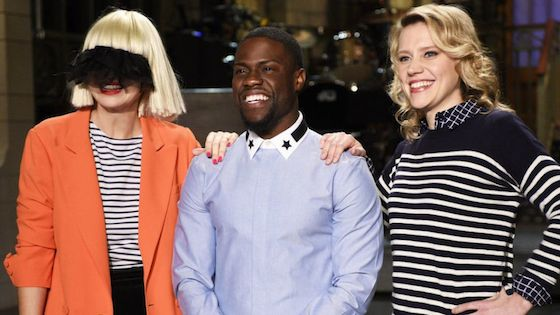 "Sia ""Elastic Heart"" / ""Chandelier"" (live on 'SNL')"