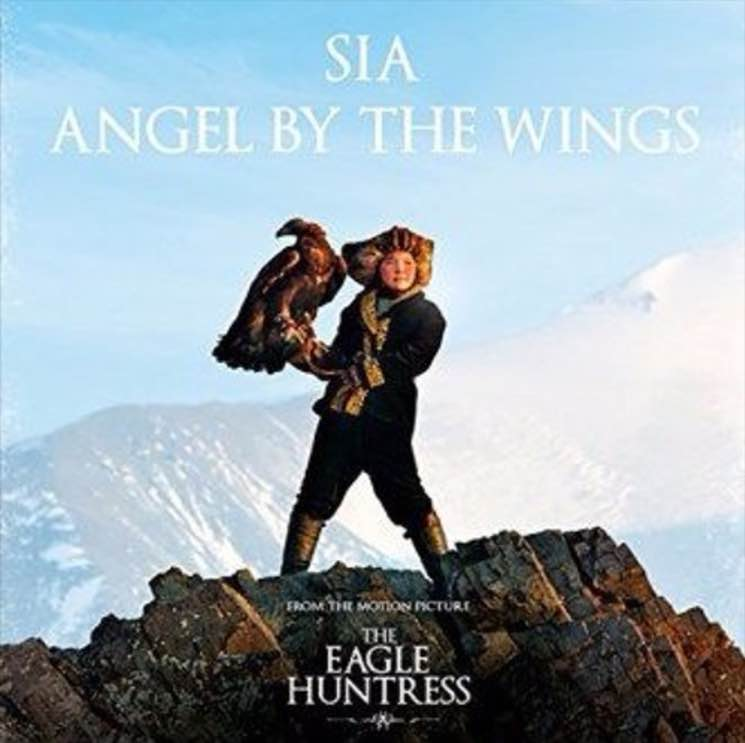 "Sia ""Angel by the Wings"""
