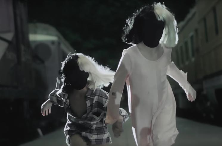 "Sia ""Never Give Up"" (video)"
