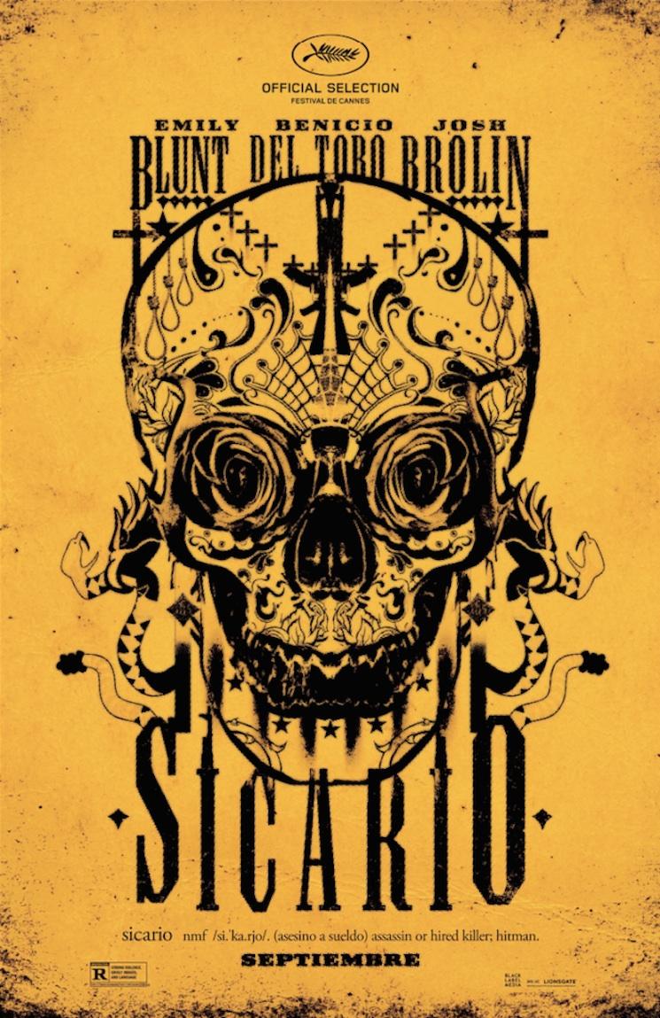 Sicario Trailer 2