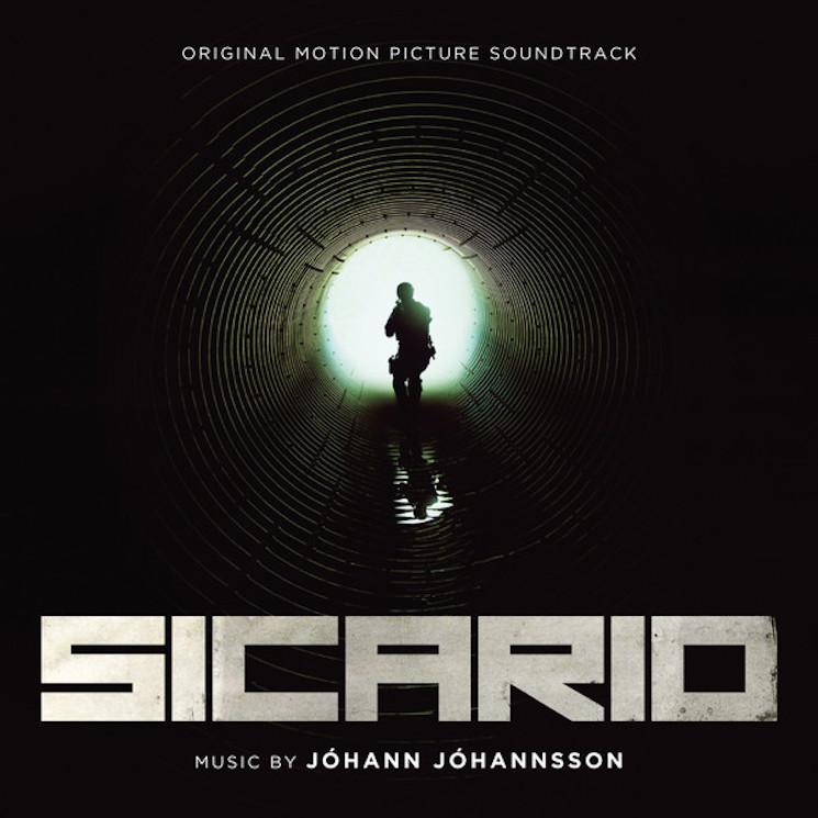 Jóhann Jóhannsson 'Sicario' (soundtrack preview)