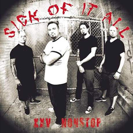 Sick of It All Re-Record Their Classics for 'Nonstop'