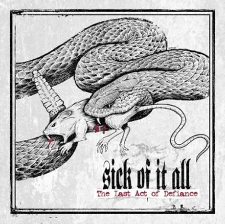 Sick of It All Return with 'The Last Act of Defiance'