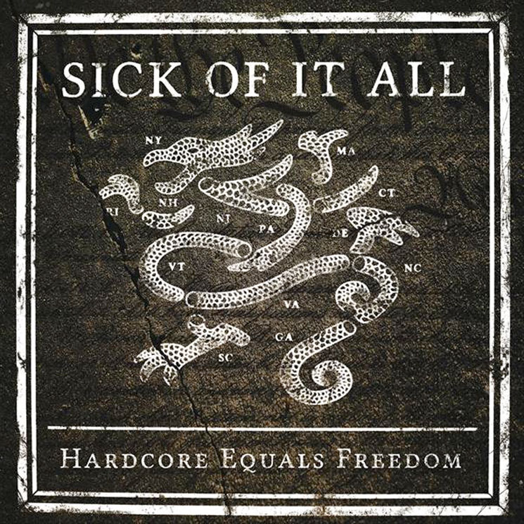 Sick of It All Announce New 7-inch