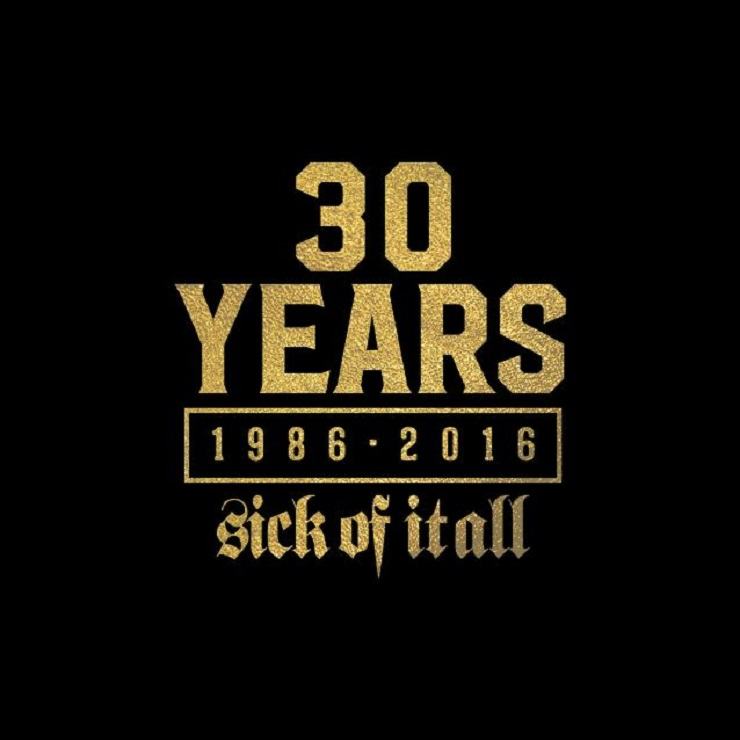 Sick of It All Celebrate 30th Anniversary with New EP and Coffee Table Book