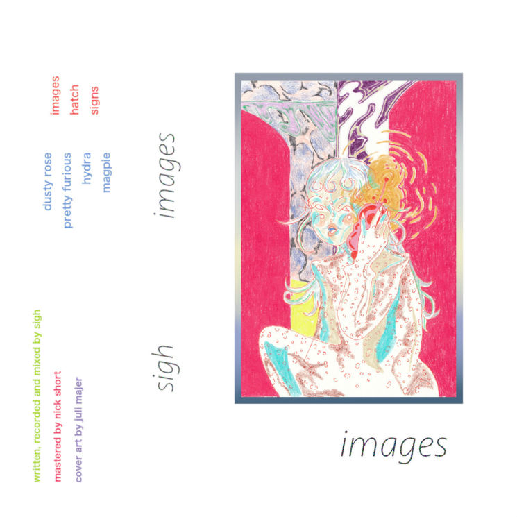 Vancouver's Sigh Showcase Indie Rock Sweetness on 'Images'