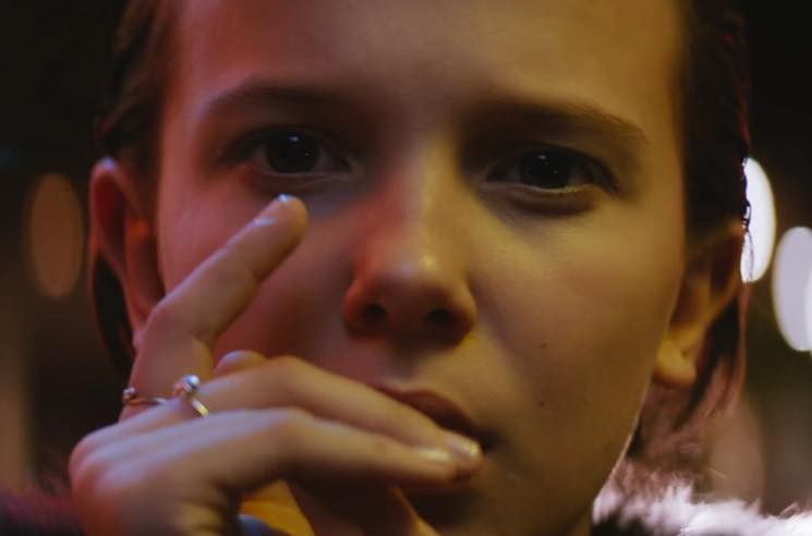 "​Watch Millie Bobby Brown from 'Stranger Things' Star in Sigma's ""Find Me"" Video"