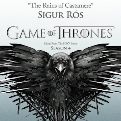 "Sigur Rós ""The Rains of Castamere"""