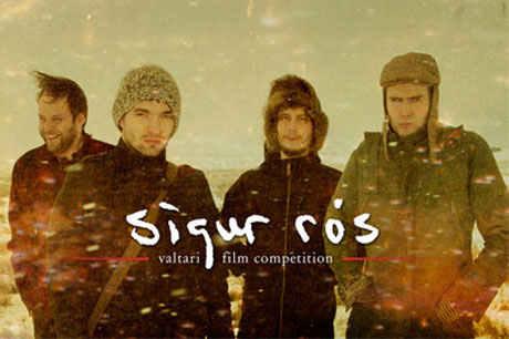 Sigur Rós Announce Cinematic Screenings of 'Valtari Film Experiment'