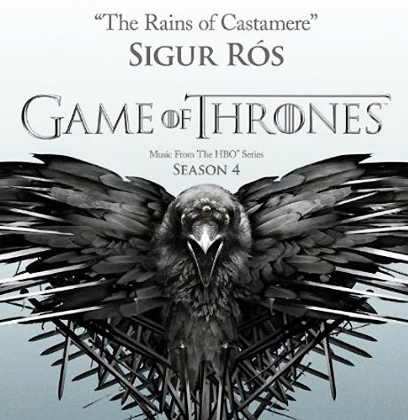 "Sigur Rós Record ""The Rains of Castamere"" for 'Game of Thrones'"