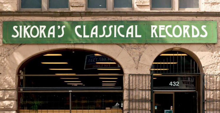 Sikora's Classical Records in Vancouver Is Closing After 40 Years