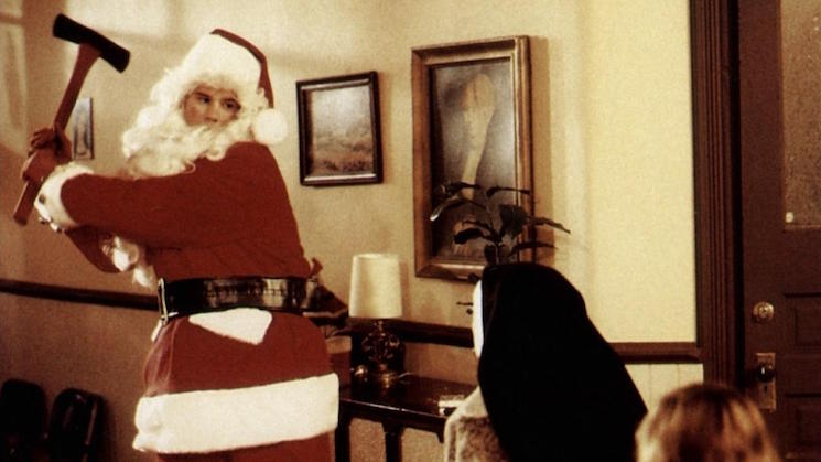 12 Days of Christmas Horror Flicks