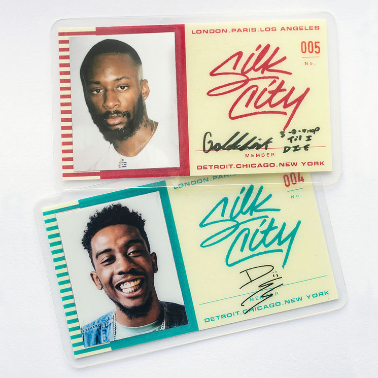 "Silk City Get GoldLink and Desiigner for ""Loud"""